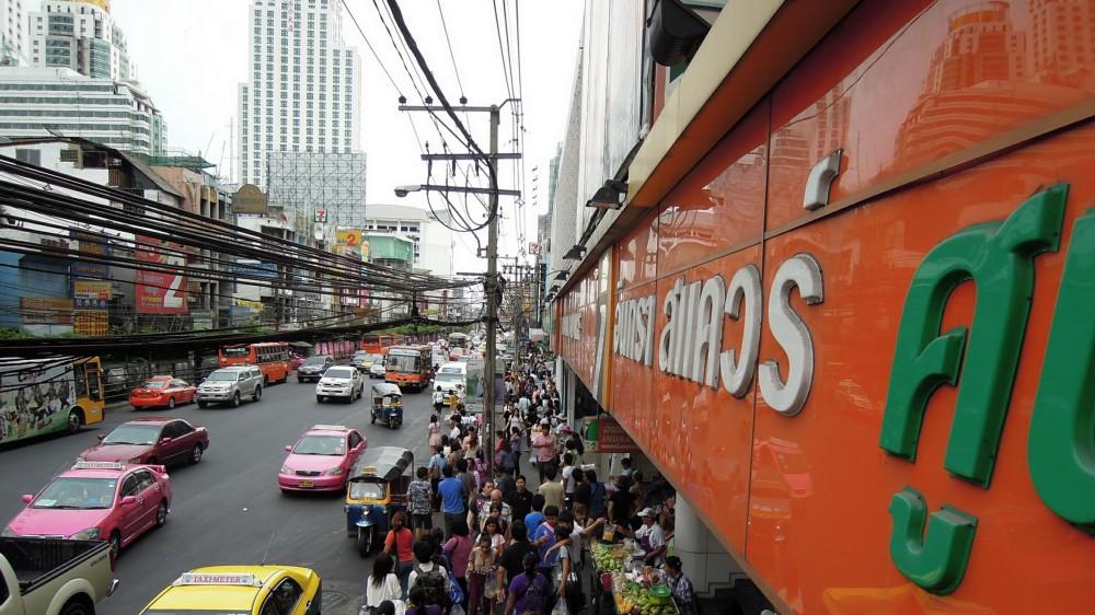 Bangkok in Chaos
